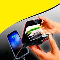 Умный кошелек с повербанком Power Wallet
