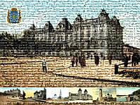 Мозаика Старый Екатеринослав 60х80 на холсте