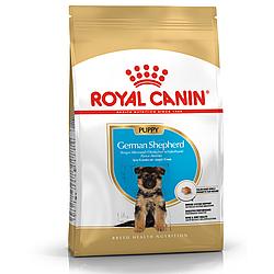 Корм Royal Canin German Shepherd Puppy для щенков породы немецкая овчарка 12 кг