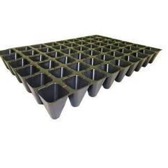 Кассеты для рассады 54 ячейки,  60см*40см, толщина кассеты 0,75-0,80мм, Украина
