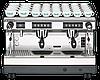 Кавомашини Rancilio Classe 7 USB 2 gr