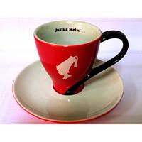 Чашка с блюдцем дабл-эспрессо JULIUS MEINL Меланж - 120мл