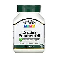 21st Century Evening Primrose Oil 60 sgels