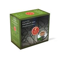 Органічний трав'яний чай JULIUS MEINL BIO MARRAKECH MINT МАРОККАНСЬКА М'ЯТА 20шт*2г