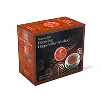 "Органический черный чай JULIUS MEINL BIO DARJEELING HAPPY VALLEY WINDSOR ДАРДЖИЛИНГ ""ДОЛИНА СЧАСТЬЯ"" 20шт*4г"
