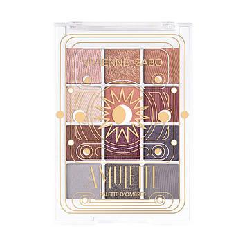 Палетка тіней Vivienne Sabo AMOULETTE (12 кольорів)