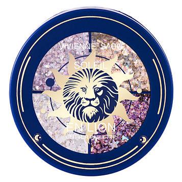 Палетка глітерів Vivienne Sabo SOLEIL EN LION