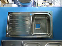 Мойка из нержавеющей стали Smeg (Apell) 500x860, фото 1