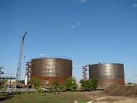 Сооружение складов нефтепродуктов под ключ