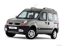 Брызговики Renault Kangoo (2002-2007)