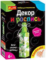 Creative Декупаж и роспись 6550-06 Нежные лилии бутылка 15100294Р