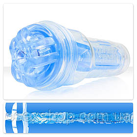 Мастурбатор Fleshlight Turbo Ignition Blue Ice (имитатор минета)