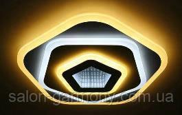 Люстра светодиодная акриловая Sirius PRD-C 0309 126W