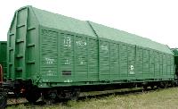 Вагон крытый с раздвижным кузовом 11-965