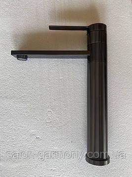 Смеситель под умывальник Platinum Handmade 419001 PVD черный
