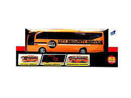 Игрушка Автобус BIG MOTORS желтый (C1911 - 2)