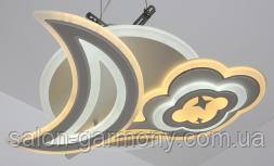 Люстра светодиодная акриловая Sirius N 5125-500 190W