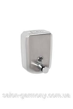 Дозатор настенный для жидкого мыла 500 мл Germece 404, SUS 304
