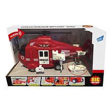 Игрушка вертолет на батарейках BIG MOTORS (WY760B)