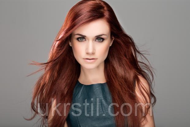 Тонирование - временная покраска волос