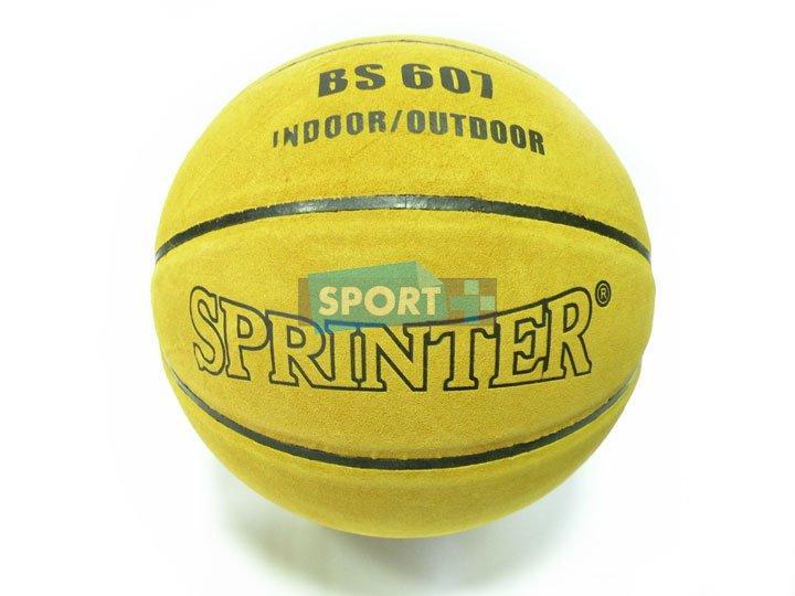 Мяч баскетбольный SPRINTER #7 Кожанный