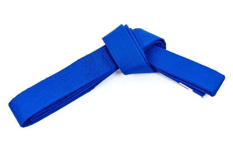 Пояс для кімоно Champion темно-синій CO-4076 (3, довжина 260см)