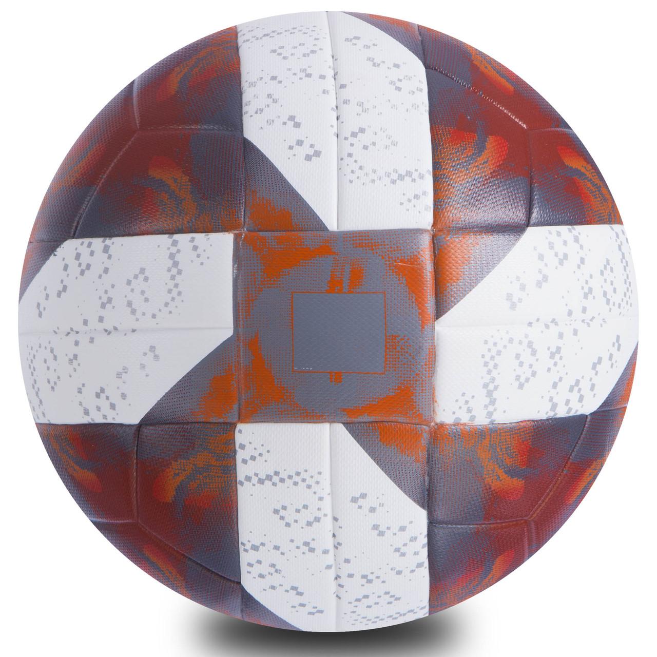 Мяч футбольный №5 PU ламин. Клееный EURO CUP 2020 FB-0446
