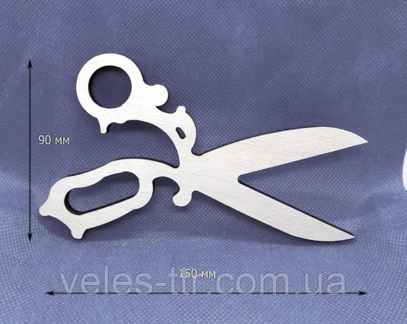 Декор Ножиці 15х9 см Фанера заготівля для декору