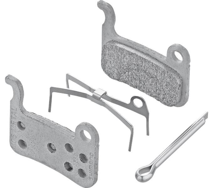 Гальмівні колодки M06, метал