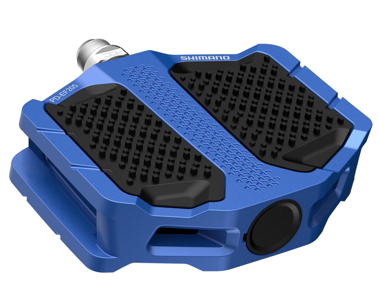Педалі PD-EF205-B, сині