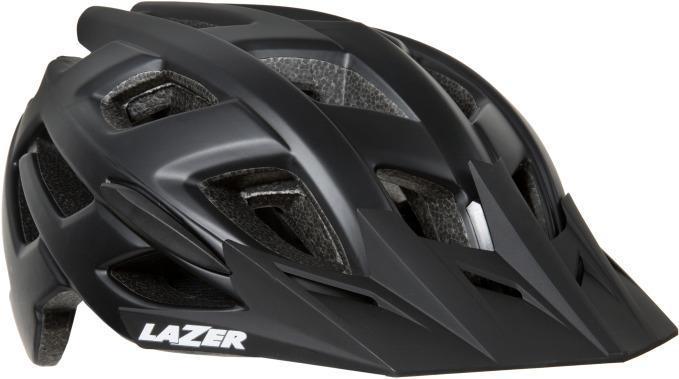 Шолом велосипедний LAZER ULTRAX+ ATS M чорн матовий 55-59cm 290g