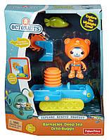 "Игрушки ""Октонавты"" Fisher-Price Octonauts Barnacles' Deep Sea Octo-Buggy Play Set"