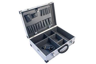 Ящик-кейс для инструментов, с перегородками (455*330*152 мм). HTools, 79K220-S