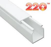 Кабель канал 25х16  уп 120м 220 ТМ
