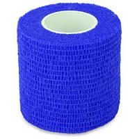 Бінт бандажний еластичний 4,5см на 5м, синій