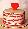 Торт на День Валентина, фото 5