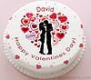 Торт на День Валентина, фото 2