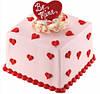 Торт на День Валентина, фото 3