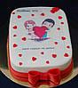 Торт на День Валентина, фото 7