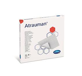 Atrauman / Атрауман мазеві пов'язка, атравматична, стерильна, 5 х 5 см