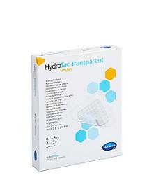 Пов'язка гідрогелева HydroTac® transparent Comfort / ГидроТак транспарент Комфорт 8см x 8см 1шт