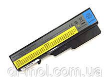 Аккумуляторная батарея Lenovo IdeaPad B470, B570, Z370 Black 5200mAh 11.1 v