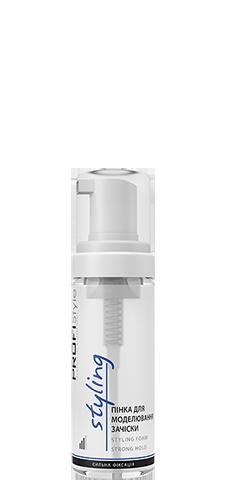 Пінка PROFIStyle для моделювання зачіски сильної фіксації (150мл)