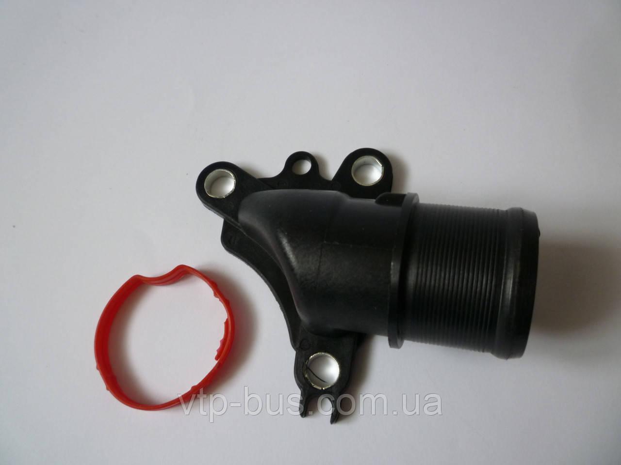 Патрубок масляного охладителя на Renault Trafic 2.0 dCi с 2006... Metalcaucho (Испания,) MC03924