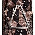 Современные мужские подтяжки LINDENMANN Артикул: FARE8600-01 коричневый, фото 3