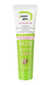 Косметичний крем «Salutare juice Алое крем для рук»,  Green Pharm Cosmetic, 100 мл