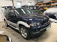 Тюнінг обвіс BMW X5 E53 1999-2006 р. в. в стилі Aero