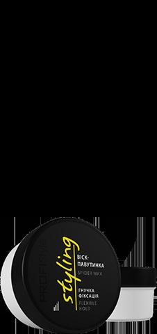 Віск - павутинка PROFIStyle гнучка фіксація (80мл)