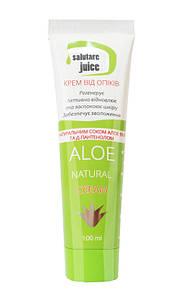 Крем косметичний «Salutare juice Алое крем від опіків», Green Pharm Cosmetic, 100 мл