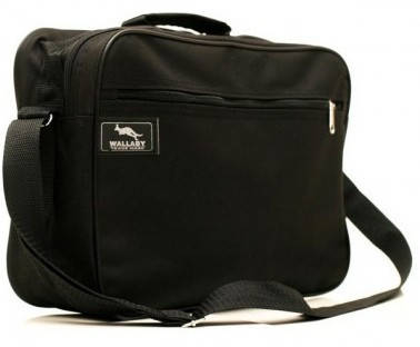 Удобная мужская сумка из полиэстера Wallaby 2600